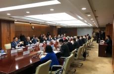 China Romania negocieri