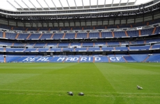 Real Madrid stadion