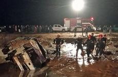 Inundații Iordania