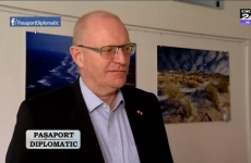 ambasador danez romania soren jensen