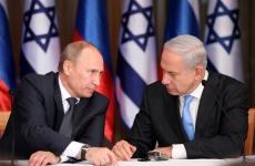 Benjamin Netanyahu Vladimir Putin