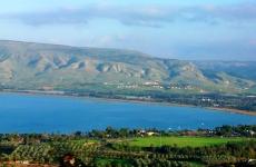 marea galileii lacul tiberiada