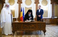 patriarhul ecumenic bartolomeu patriarhul daniel