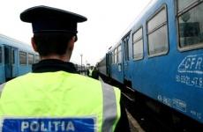 politia transporturi feroviare