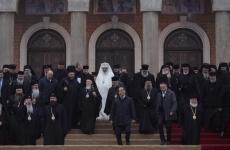 Sinod patriarh Catedrala Mântuirii Neamului