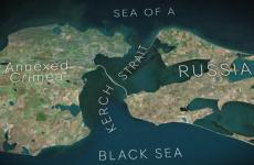 rusia crimeea ucraina kerci azov