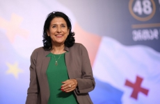 Salome Zurabişvili