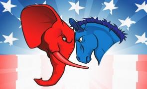 magari elefanti democrat republicani ellection