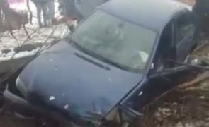 Accident masina captura foto