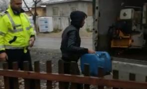 Poliție, urmărire, Dolj