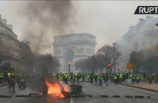 paris proteste