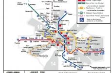 metrou harta