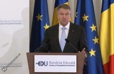 Klaus Iohannis România Educată