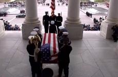 Sicriu George H.W. Bush
