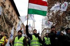 protest Ungaria legea sclaviei