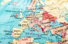 Europa harta map