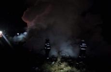 Incendiu Pata Rât Cluj