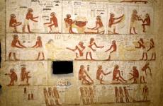 arheologie morminte piramida Saqqara