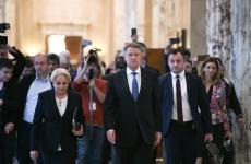 Klaus Iohannis Viorica Dăncilă iohannis dancilă guvern