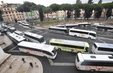 Roma, autobuze,