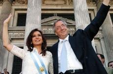 Cristina Kirchner și soțul ei