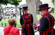 gardieni Londra