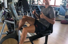 cristiano ronaldo, exercitii fizice