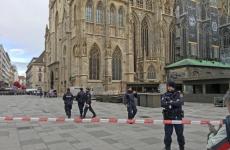 Bomba, catedrala, Viena