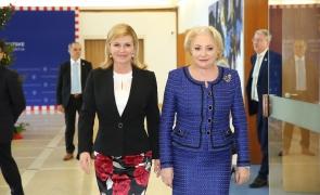Viorica Dăncilă Kolinda Grabar – Kitarović