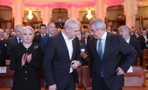 psd consiliul national CN al PSD Dragnea Tariceanu Dancila