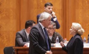 dancila teodorovici parlament
