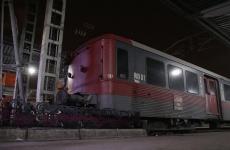tren Gara de Nord