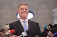 Inquam Klaus Iohannis rade ras