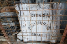 intrare cimitir evreiesc iași