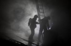 incendiu Bucuresti