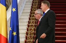 Klaus Iohannis, Jean - Claude Juncker