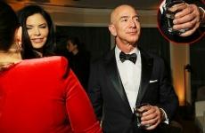 Jeff Bezos Lauren Sánchez