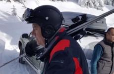 Klaus Iohannis pe partie