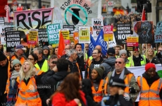 protest veste galbene londra