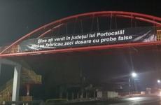 Banner Portocala, Ploiesti