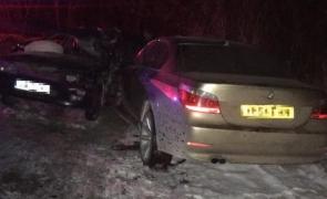 Accident, morți, Sibiu