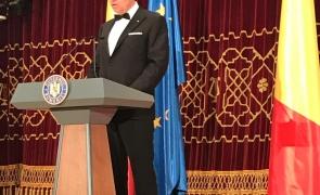 Klaus Iohannis, Consiliul UE, ceremonie (1)