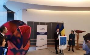 expoziție la Parlamentul European