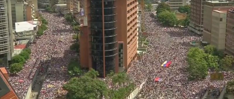 venezuela, revolutie