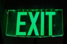 exit-iesire
