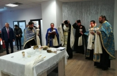 Preoți, inaugurare, sediu, Iași, DRDP