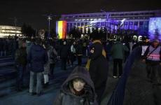 Inquam protest Piața Victoriei