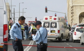 israel politie accident