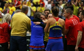FedCup Fed Cup Romania,