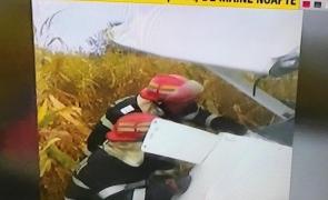 avion prabusit Tuzla